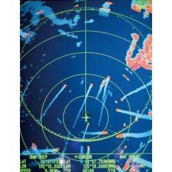 """Furuno Radar M-1935 con LCD Color 10.4"""""""
