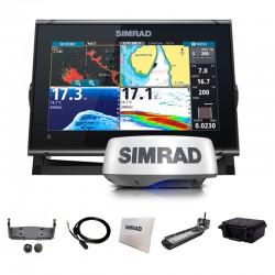 Simrad GO9 XSE con Active...