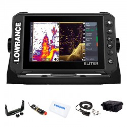 Lowrance Elite FS 7 con Transductor HDI 83/200 CHIRP/Downscan