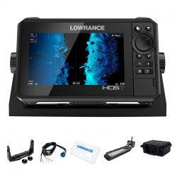 Lowrance HDS 7 LIVE con Transductor Active Imaging 3 en 1