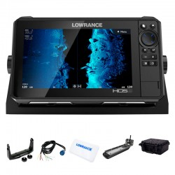 Lowrance HDS 9 LIVE con Transductor Active Imaging 3 in 1