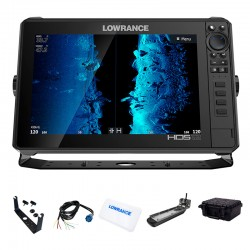 Lowrance HDS 12 LIVE con Transductor Active Imaging 3 en 1