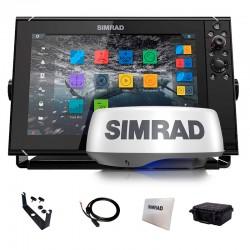 Pack Simrad NSS12 EVO3S +...