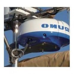Soporte Antena Mástil Radar Furuno M-1835
