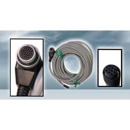 Furuno Cable 10m conexion pantalla remota MJ-B24LPF010-100R