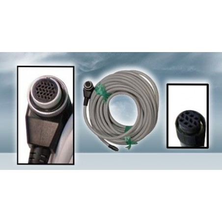 Furuno Cable 10m conexion pantalla remota MJ-B24LPF010-300R