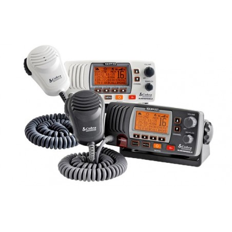 Cobra Emisora VHF MR F77 con DSC GPS