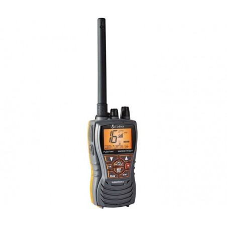 Cobra Emisora VHF Portatil MR HH 350