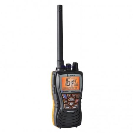 Cobra Emisora VHF Portatil MR HH 500