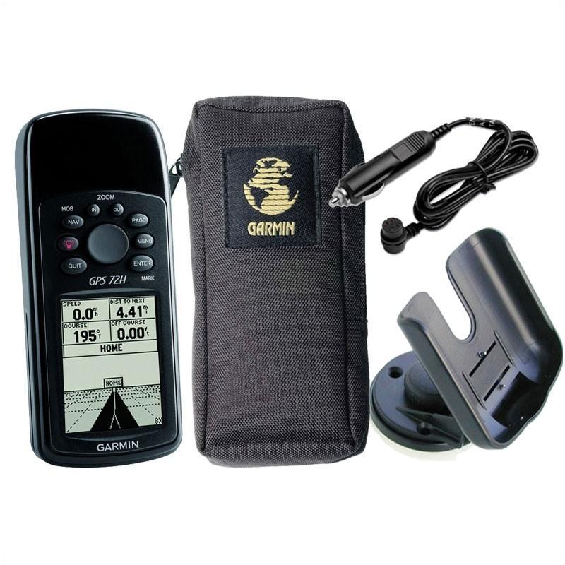 Pack Garmin GPS 72h Gps Portáti
