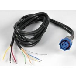 Cable de Alimentacion pantallas Lowrance
