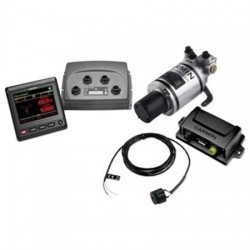 Pack Medio Garmin Piloto Automático Hidráulico GHP COMPACT REACTOR con GHC 20