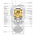 Lowrance VHF Portatil Link 2 DSC GPS