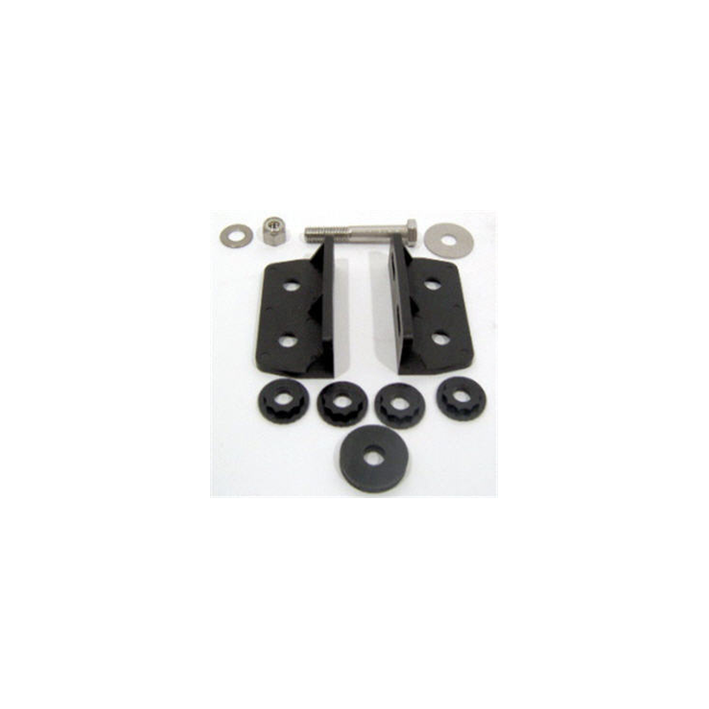 Kit Montaje Transductor 50/200 kHz Lowrance