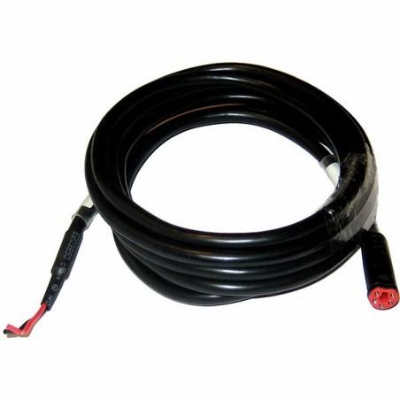 Cable Alimentacion SimNet Terminador Rojo