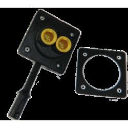 Simrad Conector SimNet para empotrar
