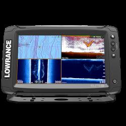 Lowrance Elite 9 Ti Sonda GPS Plotter
