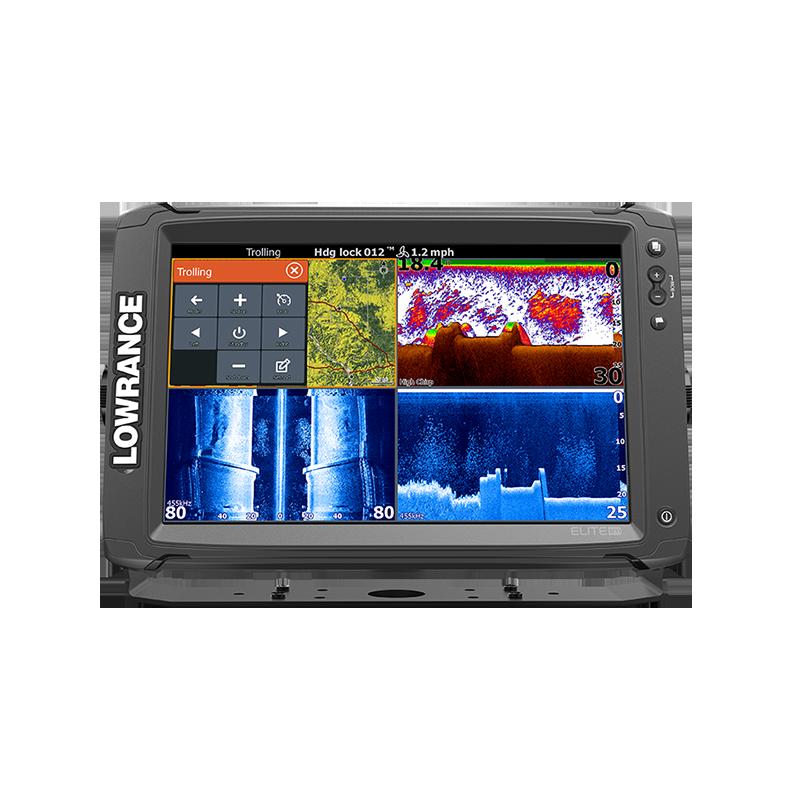 Lowrance Elite 12 Ti Sonda GPS Plotter