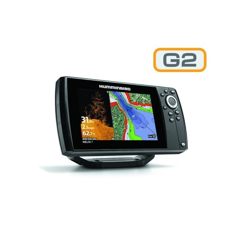 Humminbird Helix 7 G2 Sonda GPS