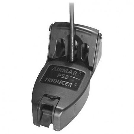 Transductor Airmar P58 DST BLACK BOX XID y RADIO OCEAN