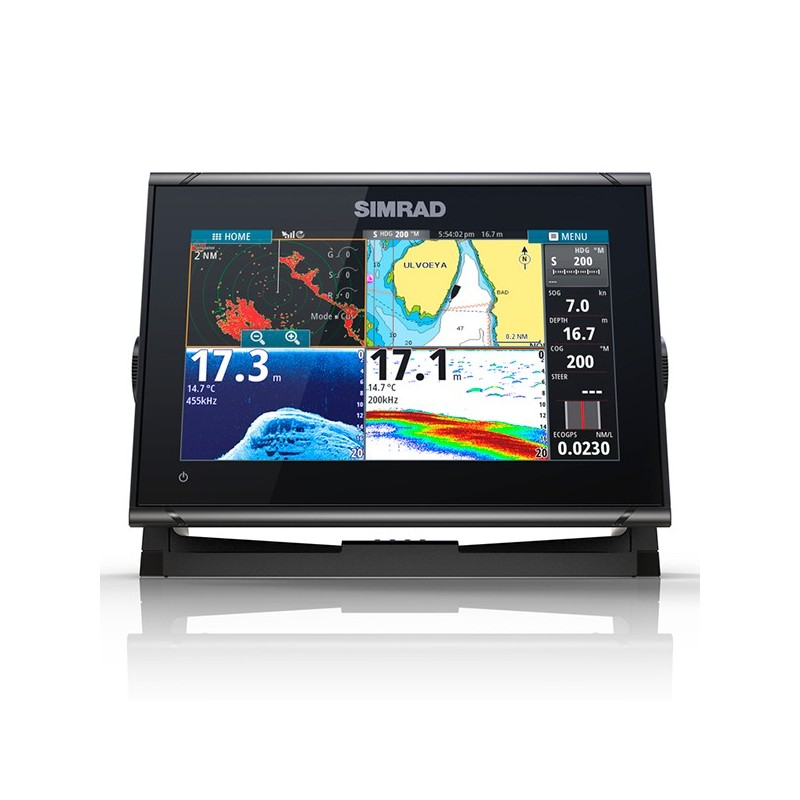 Simrad GO9 XSE Sonda GPS Plotter