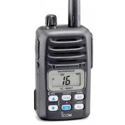 Icom IC-M87 VHF Portátil Sumergible
