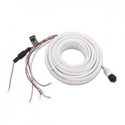 Cable alimentación y datos antena Garmin GPS 19X 10HZ HV