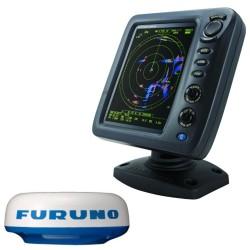 """Furuno Radar 1815 con LCD Color 8,4"""""""