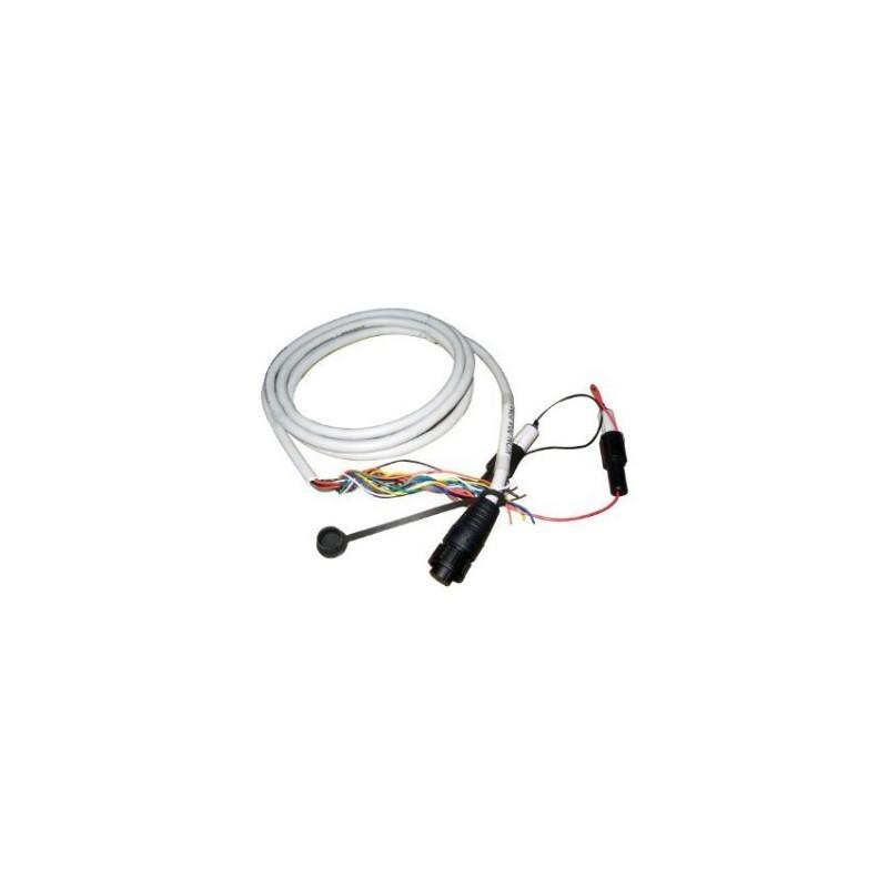 Cable Alimentacion Furuno 588/FCV620/GP33