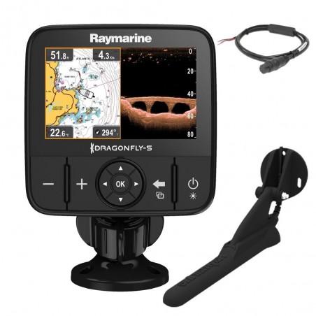 Raymarine Dragonfly 5 PRO CPT-DVS, WiFi, sin carta