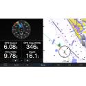 Garmin GPSMAP 8412xsv Sonda GPS Plotter