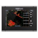 Simrad GO7 XSR + Transductor CHIRP Airmar TM185M
