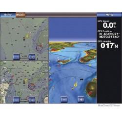 Cartografia Bluechart G3 Visión SMALL