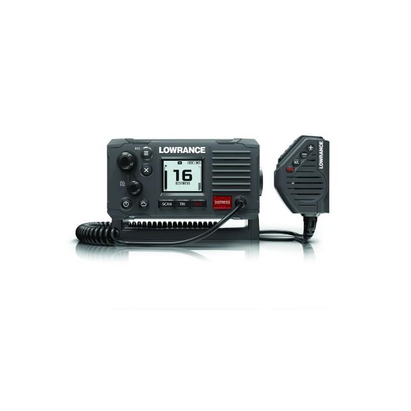 Emisora VHF Lowrance Link 6s