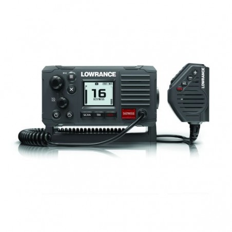 Emisora VHF Lowrance Link 6S GPS DSC