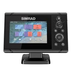 "Simrad Cruise 5"" 83/200 kHz Sonda GPS Plotter"