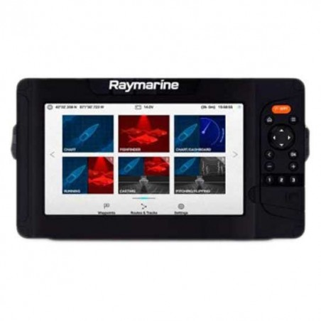 Raymarine Element 9 S Sonda GPS Plotter