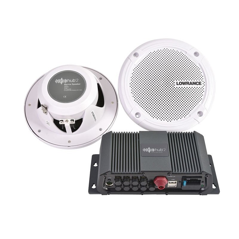 Pack Lowrance Sonichub2 Reproductor Música