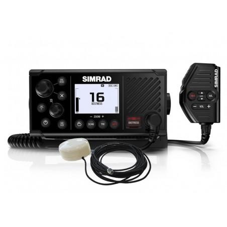 Emisora VHF Simrad RS40-B GPS DSC AIS + Antena GPS-500