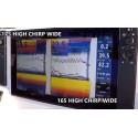 Transductor CHIRP Airmar TM165HW Lowrance Simrad