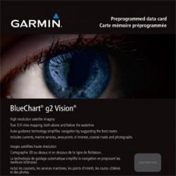 Cartografia Bluechart G2 Visión REGULAR