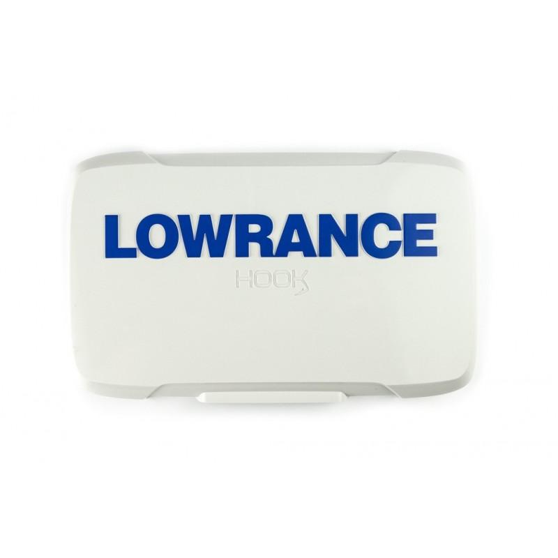"Tapa Protectora Lowrance Hook Reveal 9"""