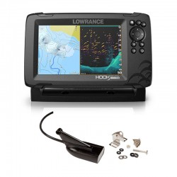 Lowrance Hook Reveal 7 HDI 83/200 CHIRP DownScan