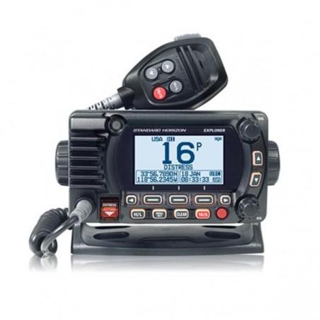 Emisora VHF Standard Horizon GX1850 GPS DSC NMEA 2000