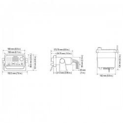 Emisora VHF Raymarine Ray53 GPS DSC