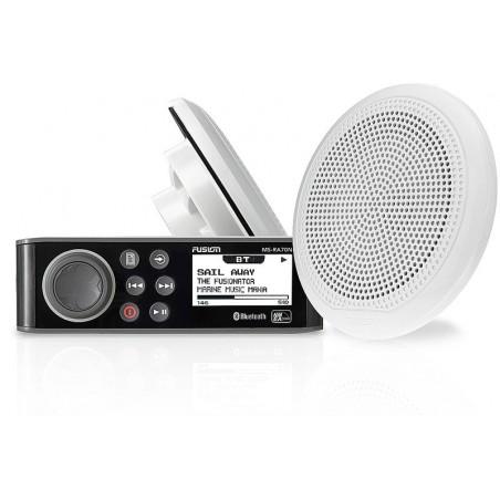 Pack Altavoces y Radio Fusion Fusion RA70N