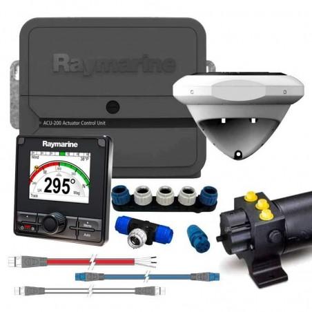 Piloto Automático Raymarine Evolution EV-200 Motora