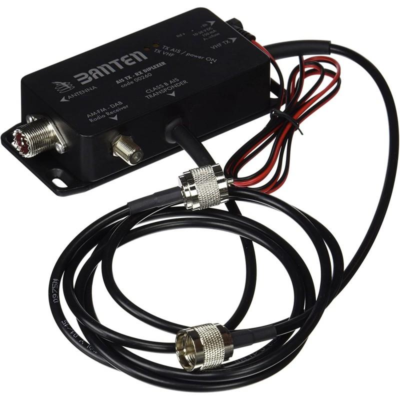 Splitter VHF para AIS Banten