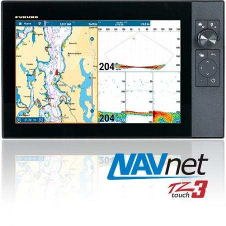 "Furuno NavNet TZtouch3 12"" Sonda GPS Plotter Multifuncion"