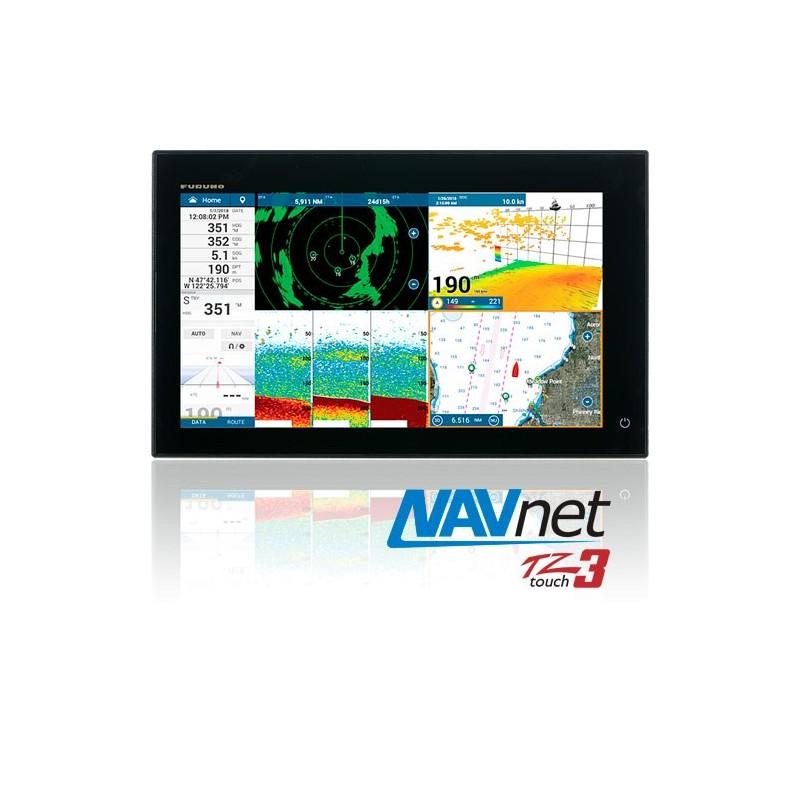 "Furuno NavNet TZtouch3 16"" Sonda GPS Plotter Multifuncion"